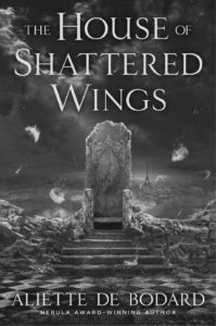 Keswick Life | July 2016 | Bookworm | The House of Shattered Wings
