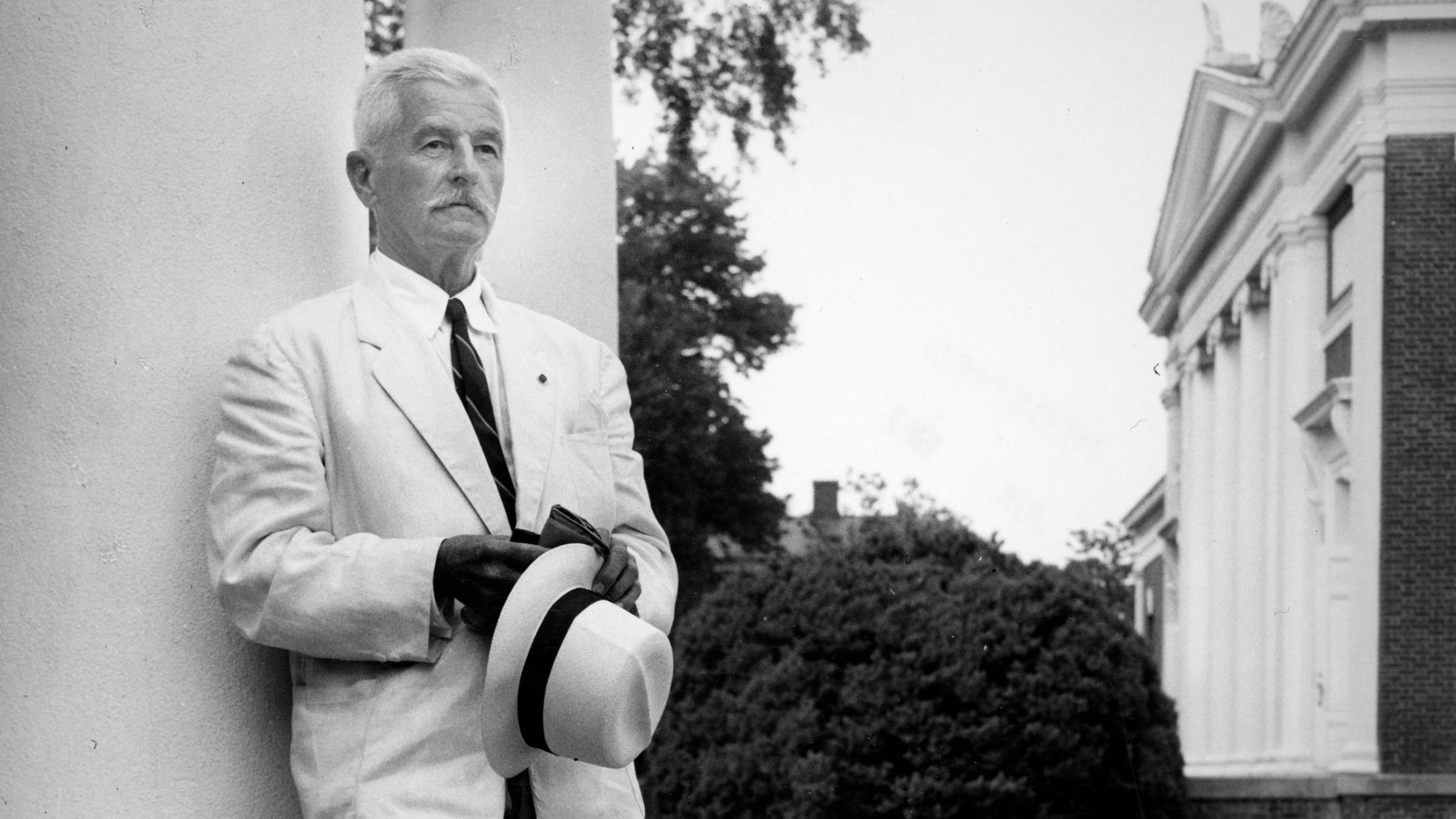 """ON EXHIBIT: """"Faulkner: Life and Works"""""""